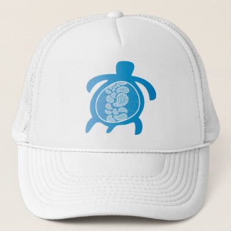 Casquette Paisely-SHELL-Tortue