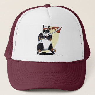Casquette Panda samouraï