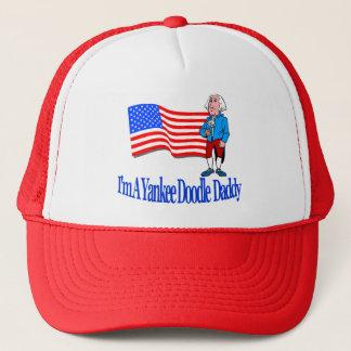 Casquette Papa Ballcap de griffonnage de Yankee