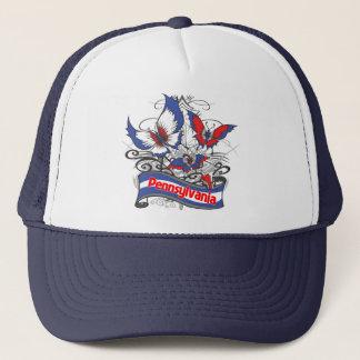 Casquette Papillon de patriotisme de la Pennsylvanie