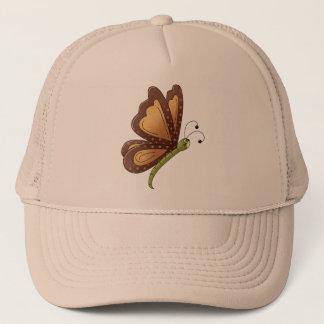 Casquette Papillon en vol