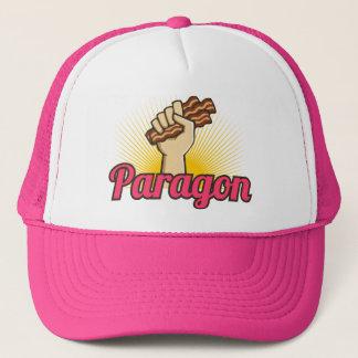 Casquette Parangon ! (dans le rose)