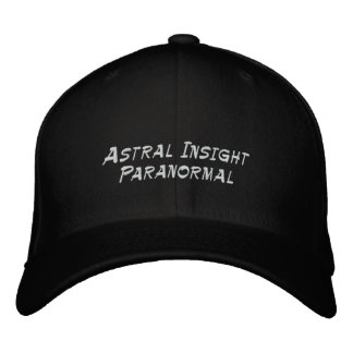 Casquette paranormal d'analyse astrale