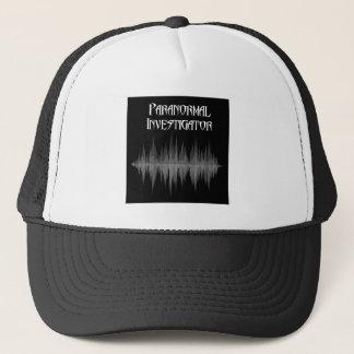 Casquette paranormal de Soundwave d'investigateur