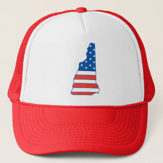 Casquette patriotique du New Hampshire