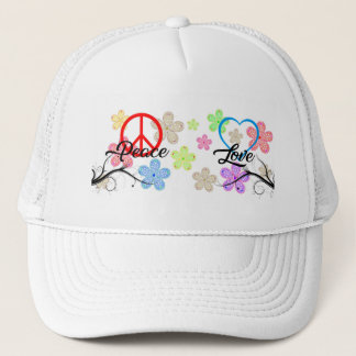 Casquette Peace and Love