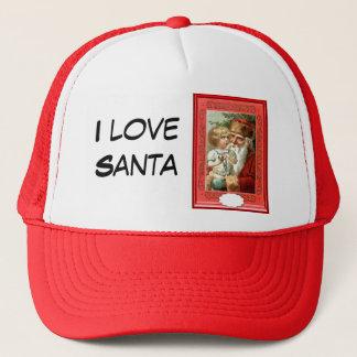 Casquette Père Noël est frais