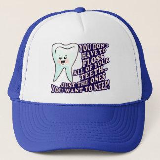 Casquette Periodontist d'hygiéniste dentaire de dentiste