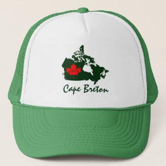 Casquette personnalisable breton du Canada de