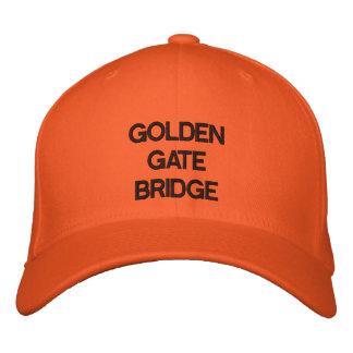 Casquette personnalisable de golden gate bridge -