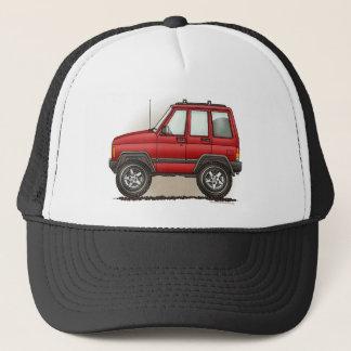 Casquette Petite voiture à quatre roues de SUV