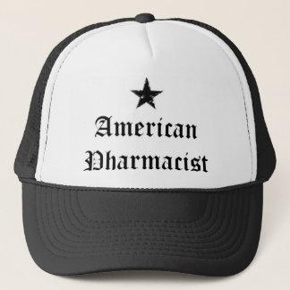 Casquette Pharmacien américain
