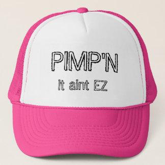 Casquette PIMP'N, il aint EZ
