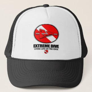 Casquette Piqué extrême (plongeur de caverne)