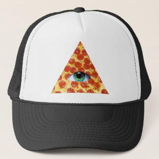 Casquette Pizza d'Illuminati