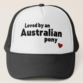 Casquette Poney australien