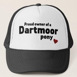 Casquette Poney de Dartmoor