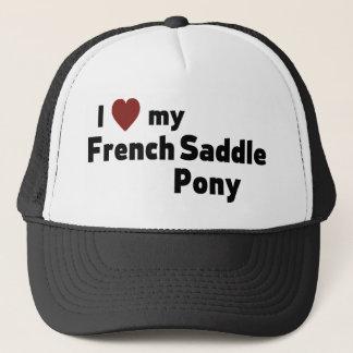 Casquette Poney de selle de Français