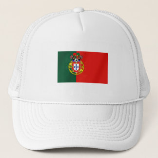 Casquette Por Fás De Portugal de Bandeira Portuguesa