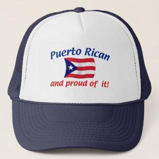 Casquette Portoricain fier