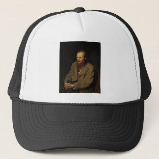 Casquette Portrait de Fyodor Dostoyevsky par Vasily Perov