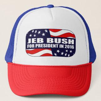 Casquette Président 2016 de Jeb Bush