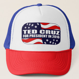 Casquette Président 2016 de Ted Cruz