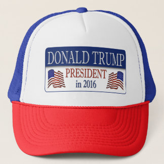 Casquette Président de Donald Trump en 2016