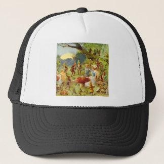 Casquette Prince féerique et Thumbelina dans la forêt