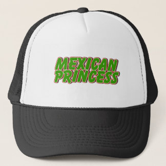 Casquette Princesse mexicaine
