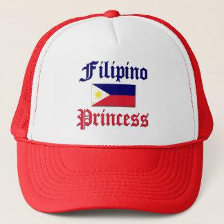 Casquette Princesse philippine