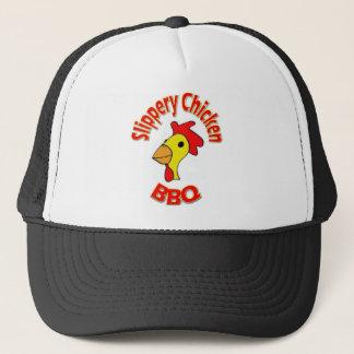 Casquette Produits glissants de BBQ de poulet