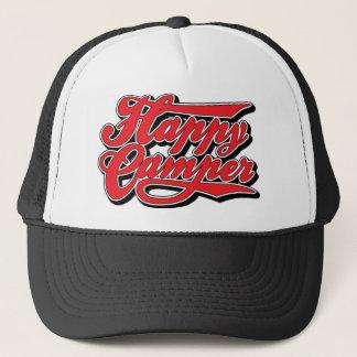 Casquette Profondément satisfait dans Red Hat