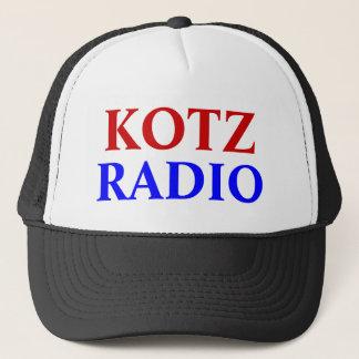 CASQUETTE RADIO DE KOTZ