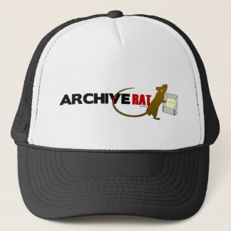Casquette Rat d'archives (version 2)