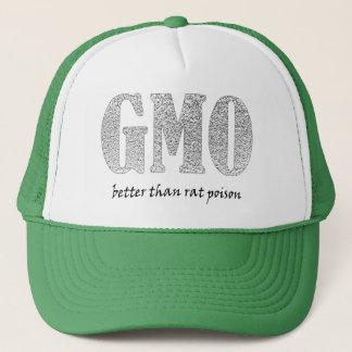Casquette råttgift d'OGM