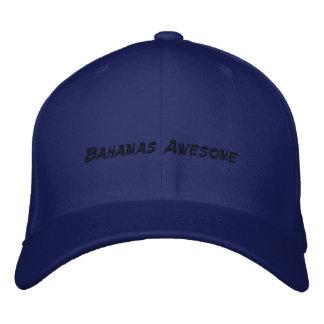 Casquette réglable avec la citation des Bahamas