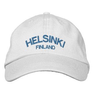 Casquette réglable de classique de Helsinki