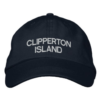 Casquette réglable personnalisé d'île de