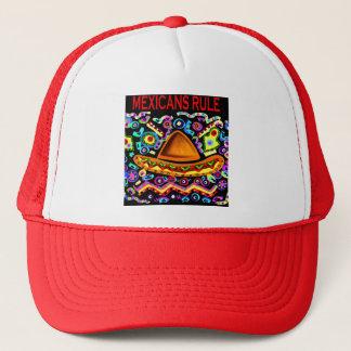 CASQUETTE RÈGLE DE MEXICAINS