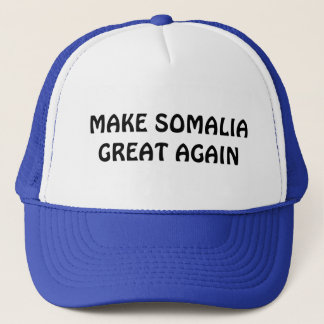 Casquette Rendez la Somalie grande encore
