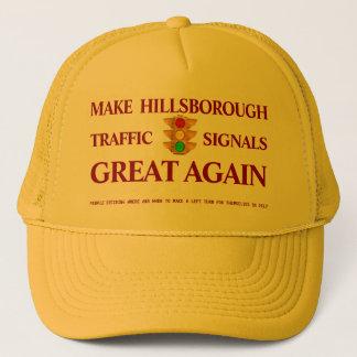Casquette Rendez les feux de signalisation de Hillsborough