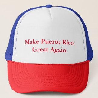 Casquette Rendez Porto Rico grand encore