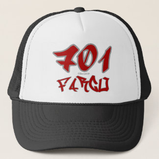 Casquette Représentant Fargo (701)