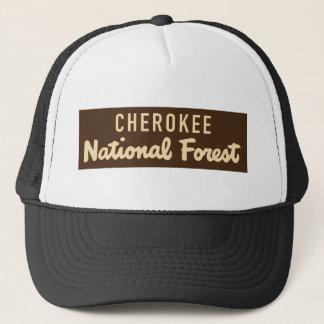 Casquette Réserve forestière cherokee