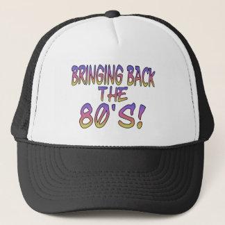 Casquette Retour des années 80
