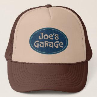 Casquette Rétro logo du garage de Joe