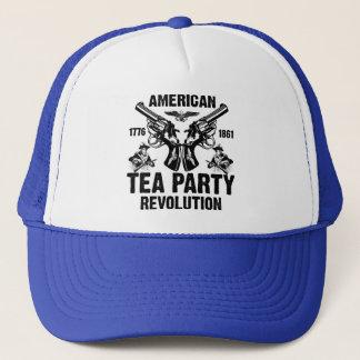 Casquette Révolution américaine de thé