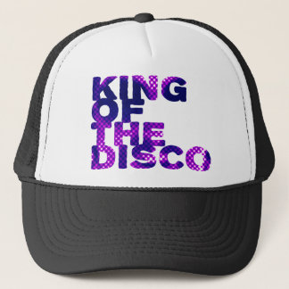 Casquette Roi de la disco