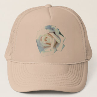 Casquette Rose blanc simple